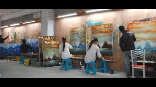 Oil Painting factory -  Best Oil Painting Suppliers China