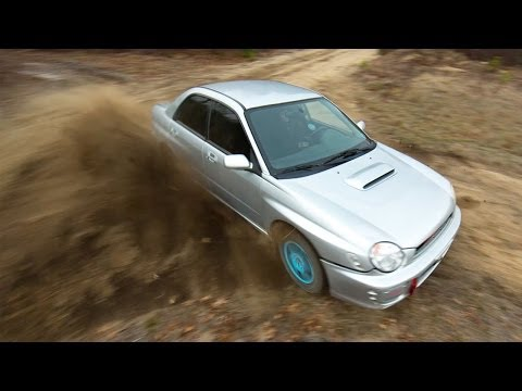 Step 6: Final Fun in the Subaru - /MY LIFE as a RALLYIST