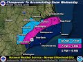 More Snow For Eastern North Carolina