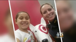 Allentown Police Department Holds Annual 'Shop With A Cop' Event