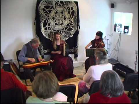 Who Is Your God? - Gian Castello & Celtic Legends at  Words & Harps Day 2011