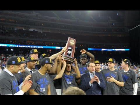 Duke Celebrates: 2015 South Regional Champs