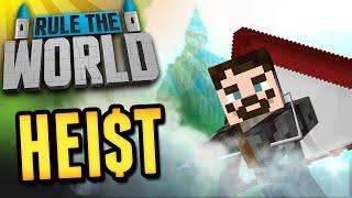 Minecraft Rule The World #32 - The Heist
