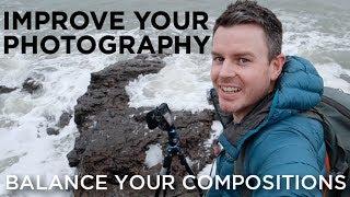 Balance your compositions, improve your landscape photography fujifilm xt3 jpg