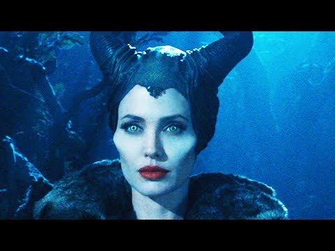 Maleficent Trailer Official 2014 Angelina Jolie Movie Teaser [HD]