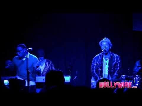 Bruno Mars - Michael Jackson Tribute at Zanzibar