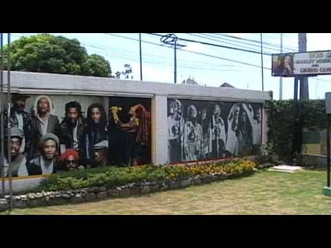Bob Marley Museum Kingston italians79 in Jamaica