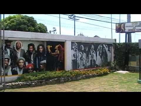 Bob Marley Museum Kingston italians79 in Jamaica