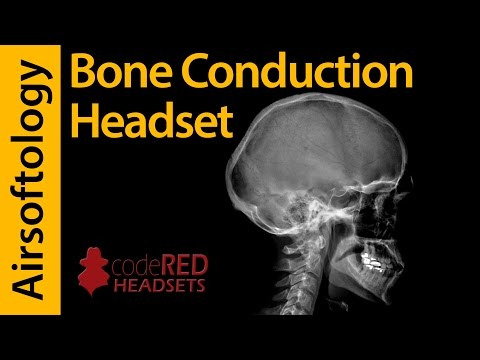 Battle Zero Bone Conduction Headset Review   Code Red Headsets   Airsoftology