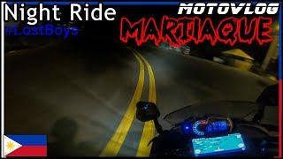 Night Ride - Marilaque - Motovlog