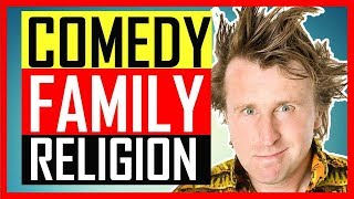 Milton Jones Comedy Family Life Religion Interview By Kevin Durham