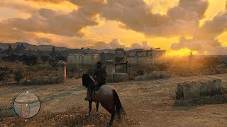 Red Dead Redemption (Xbox One X) - 100% Live Playthrough (Part1)