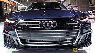 2019 Audi A6 Quattro - Exterior and Interior Walkaround - 2018 LA Auto Show