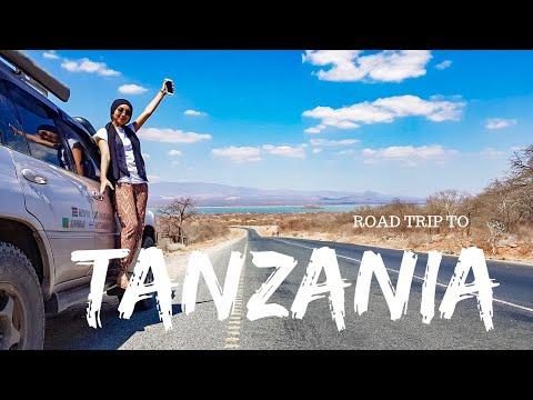 MY ROAD TRIP TO SOUTH AFRICA [ TANZANIA ] FARHANA OBERSON