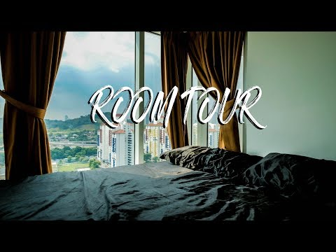 以后我睡觉的地方 NEW OFFICE ROOM TOUR
