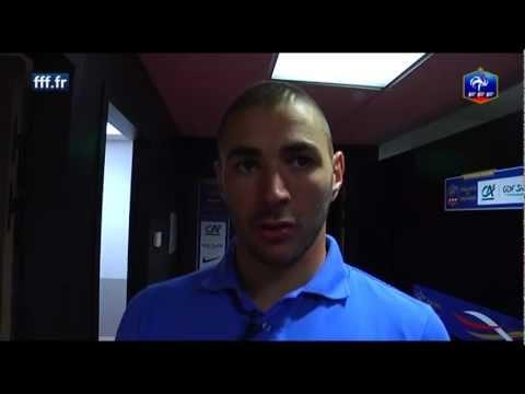 image vidéo Equipe de France - Karim Benzema : On est prêts