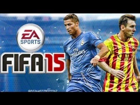 FIFA 15 - O melhor game de futebol de todos os tempos!?