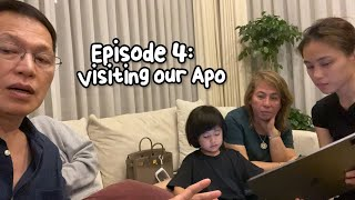 Download lagu Ep 4: Visiting our Apo   Bonoy & Pinty Gonzaga