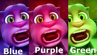Learn Colors With Talking Cat Funny Animals Compilation 2019 Videos for kids Baby