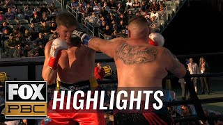 Andy Ruiz Jr. gets the KO win in PBC debut vs Alexander Dimitrenko | HIGHLIGHTS | PBC ON FOX