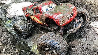 Cars Monster Lightning McQueen Off Road CARS 2 | Cartoons Videos for Children