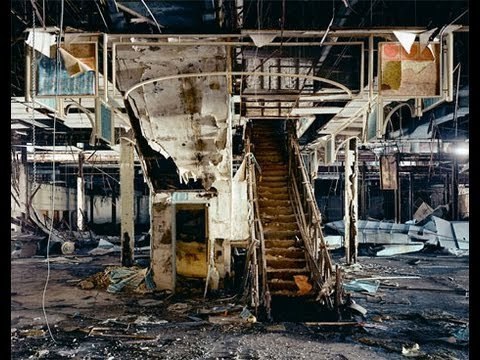 Tutorial: How to Get Inside Hawthorne Abandoned Mall - YouTube