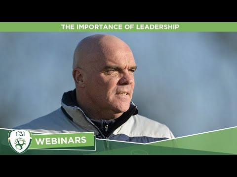 Coach Education Webinar | Tom O'Connor