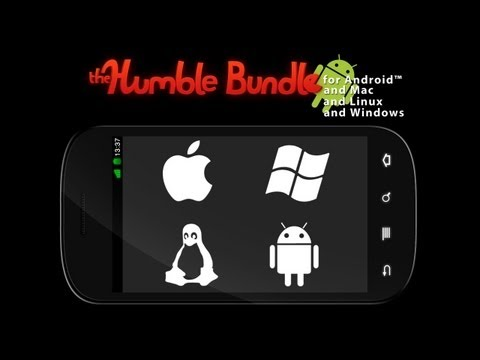 Humble Bundle for Android Mac Linux and Windows