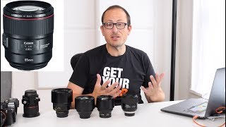 download lagu Canon 85mm F1.4l M100 & 3 New Tilt Shift gratis