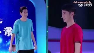 [ENGSUBS] 180901 开学第一课 - Dylan Wang (王鹤棣)'s Game Cut