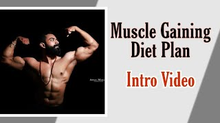 Muscle Gaining Diet Plan - Intro Video | SKP Fitness