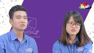 [ULIS Support TV] Tôi học ULIS để mở rộng trái tim