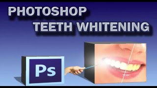 Photoshop dersleri -  teeth whitening ( dis beyazlatma )