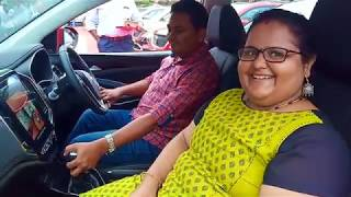 Tech Travel Eat By Sujith Bhakthan Took Delivery Of Kerala's First MG Hector