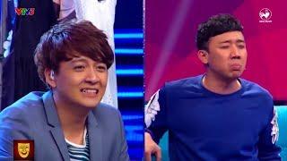 """Cười đau bụng khi Ngô Kiến Huy hát bè cho Trấn Thành lúc bị Sơn Tùng M-TP """"nhập"""""""