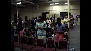 DevLove Praise n Worship at ETSWC in Orlando (part 1 of 3)