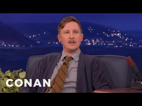 Johnny Pemberton Is A Junior Hoarder  - CONAN on TBS