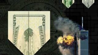 Geheime und verblüffene Ergebnisse beim Falten einen 1-Dollar-Scheines