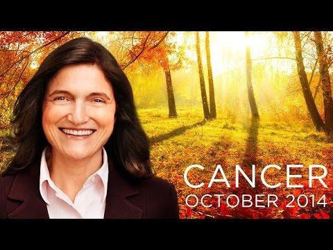 Cancer October 2014   Astrology Forecast   Barbara Goldsmith