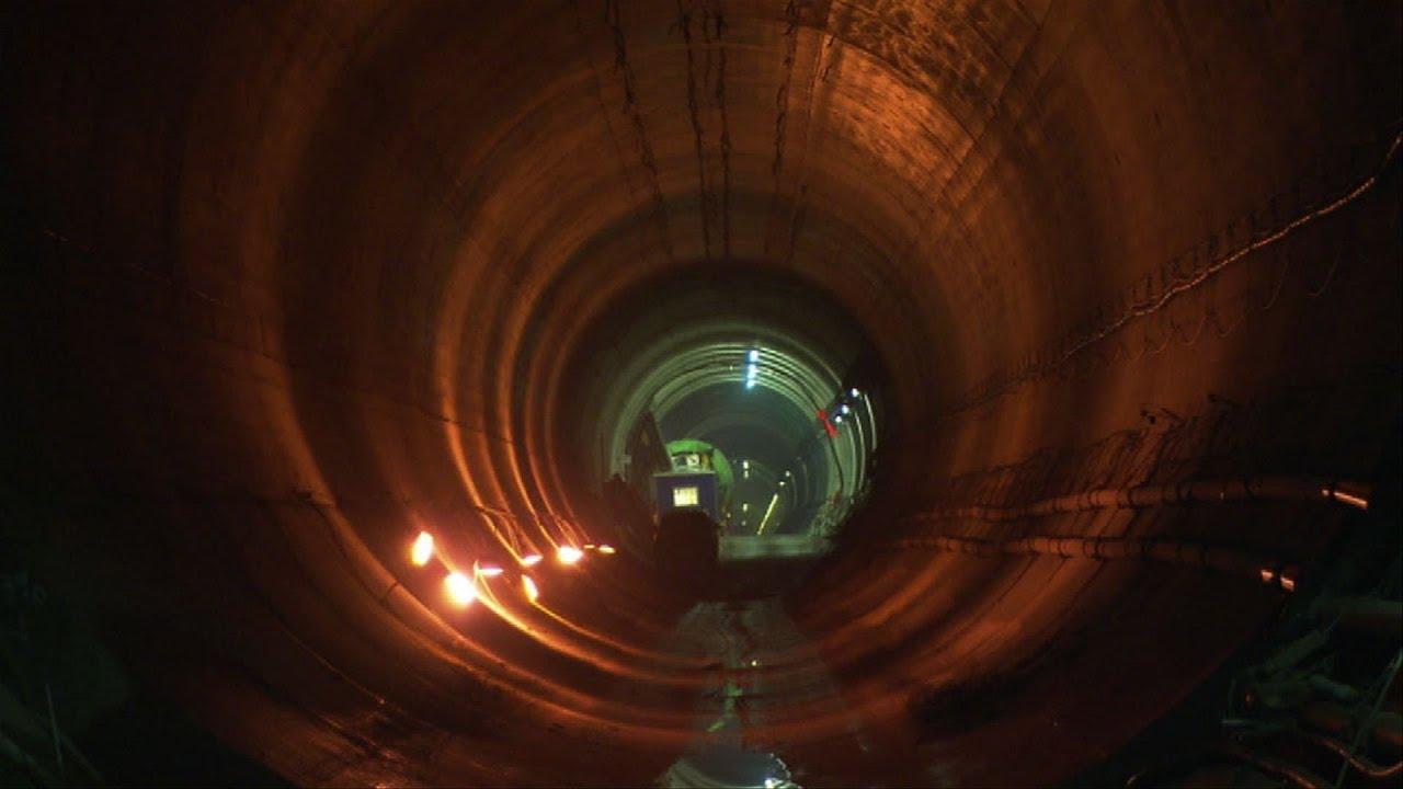 hallandsås tunnel