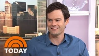 Bill Hader On His Sex Appeal: 'I'm So Embarrassed Right Now' | TODAY