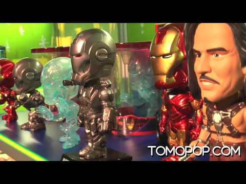 NY Toy Fair 2010: Mike Capp from Funko talks bobbleheads