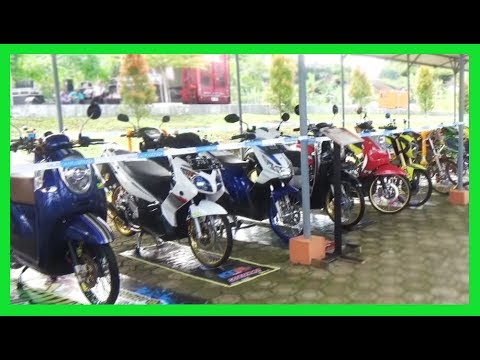 Kontes Motor thailook, mothai, Drifting, Campus Stylis Unigal Ciamis Part 2