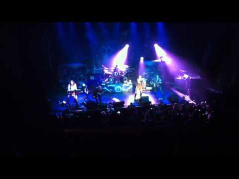 Nightwish Storytime Live With Floor Jansen 10-3-12 San Francisco @ The Warfield
