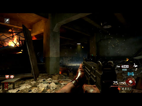 BO2 Zombies: Road to Shotgun Emblem Ep.25 - Mob of the Dead | The Hell's Retriever
