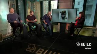 "Mel Gibson, Vince Vaughn And Luke Bracey Discuss Their Film, ""Hacksaw Ridge"" | BUILD Series"