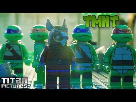 Tmnt 2014 Lego Movie
