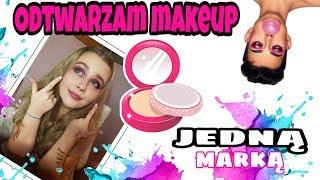 Odtwarzam Makijaż James'a Charles'a ♥ CAŁY MAKEUP JEDNĄ MARKĄ ♥ Test Eveline Cosmetics