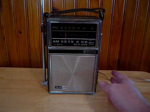 General Electric Two Way Power Radio, Working
