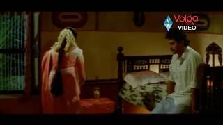 Suryavamsam Romantic Scene - Venkatesh And Meena First Night Scene - Raadhika, Sudhakar